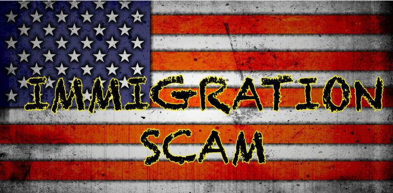 Immigration-scam