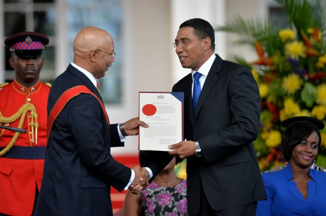 jamaica-new-pm-takes-oath