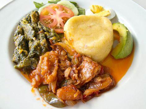 caribbean chop up recipe Caribbean News, Latin America News
