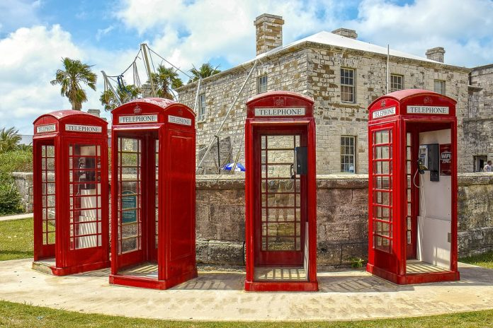 phone-booth-caribbean-travel-photo-of-the-day