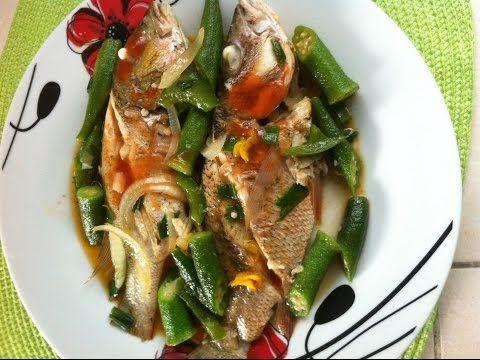 jamaican-steam-fish-and-ochro