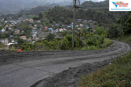 ash-covered-road-in-chateaubelair-st-Vincent-naan-image